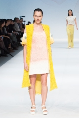 Amy's design collection for the EcoChic Design Award. Image credit: Redress
