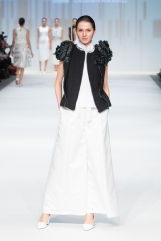 Esther's design collection for the EcoChic Design Award. Image credit: Redress